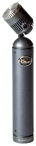 Blue Microphones - Hummingbird Cardioid Condenser Microphone, Gray