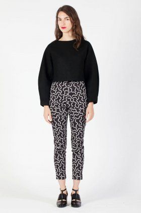 Mezzoscape Pant by Oracles | The Grand Social