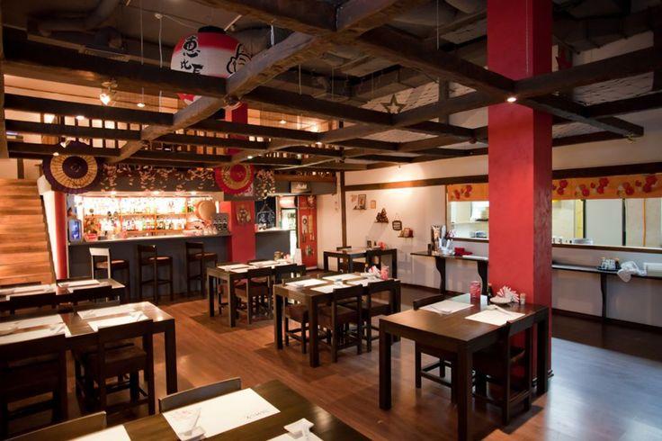 Эбису Единственный в России ресторан японской сети ATMOS DINING Co. г. Владивосток, ул. Волгоградская, 7а (423) 208-88-60, (423) 208-88-7