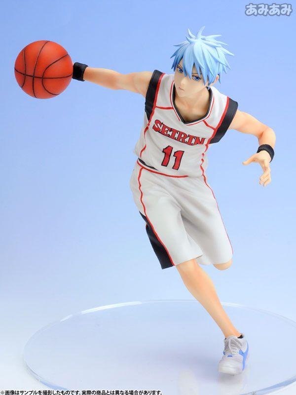Release Date:late Jan-2014,MegaHouse,Kuroko's Basketball Figure Series,Kuroko's Basketball