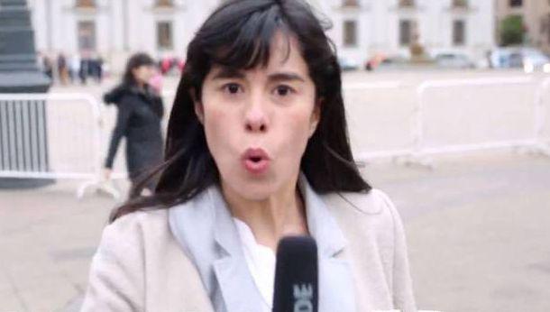 Parodia sobre cómo ven a los periodistas