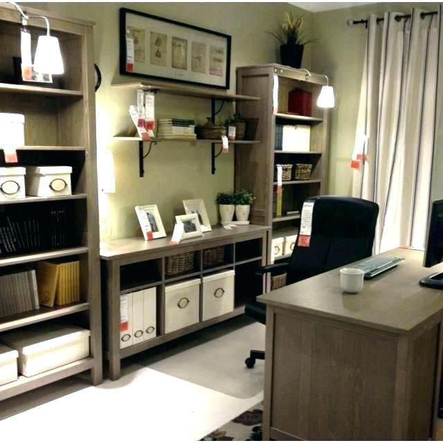 Ikea Office Shelving Home Office Layouts Ikea Home Office Home Office Shelves