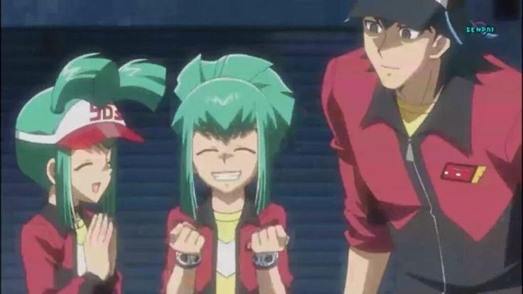 Luna, Leo and Bruno ️ Yugioh 5ds | Yugioh, Anime love, Anime