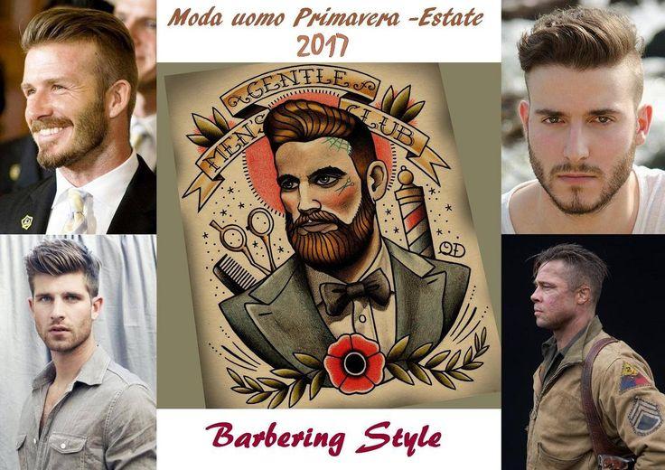 """A guardare le proposte delle passerelle il trend per la Primavera-Estate sembra proprio essere il """"barbering"""". Avete presente Brad Pitt in Fury? Ovviamente quest'anno il tutto va impreziosito con una barba curata, non importa se lunga o corta, ma l'effetto finale risulterà affascinante e misterioso."""