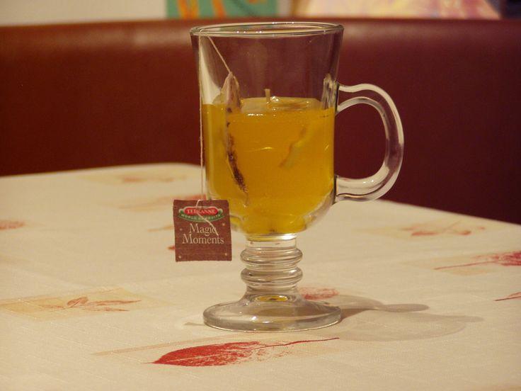 Svíčka - čaj