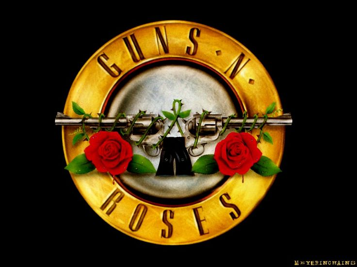 pictures of guns in roses | GUNS ROSES