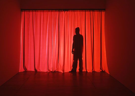 Exhibitionist 20/03: Curtain Show