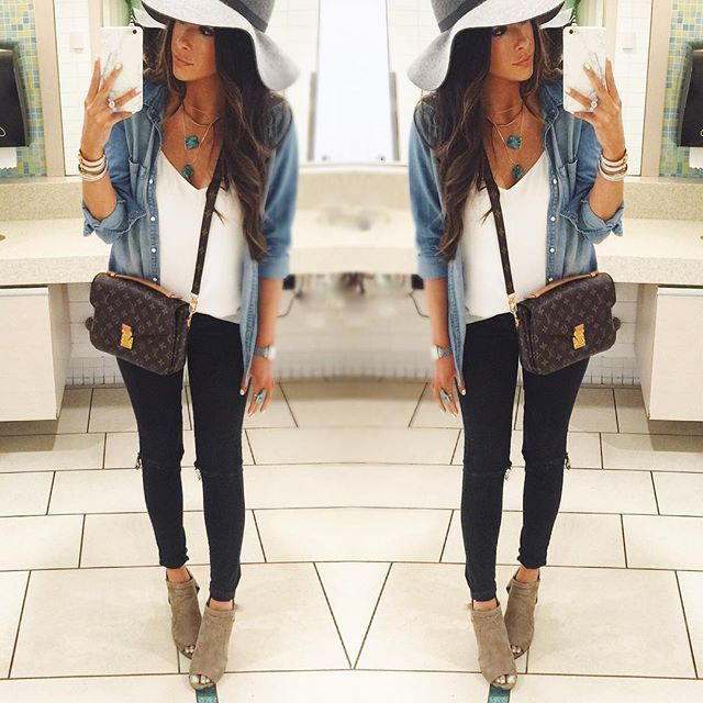 8 Airport Travel Style Outfits To Re-Create This Year