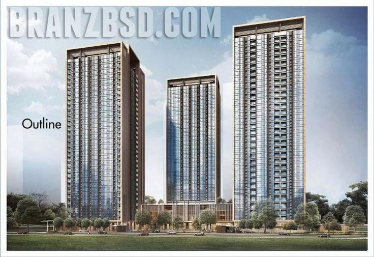 Branz BSD Apartment Tokyu Land.
