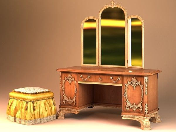 Provasi Night Table 3D Max   3D Model