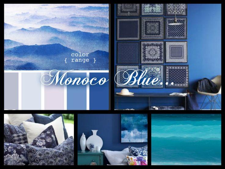 Monoco Blue...