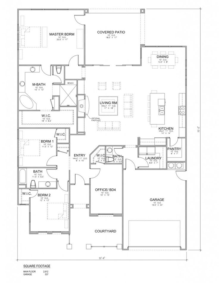 43 best home designs floor plans images on pinterest Place builders floor plans