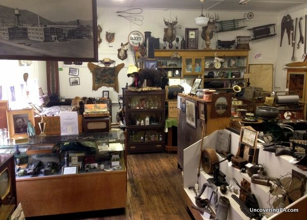 Uncovering Cameron County's Amazing History at The Little Museum - UncoveringPA