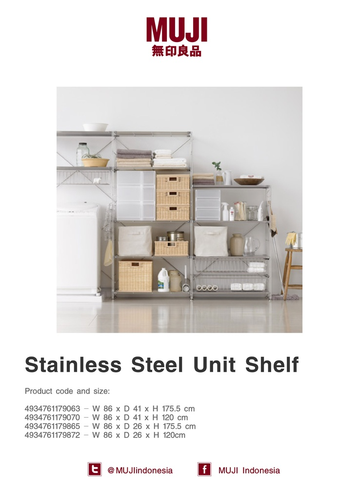 muji steel shelves 1