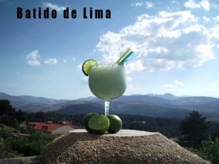 Batido de Lima