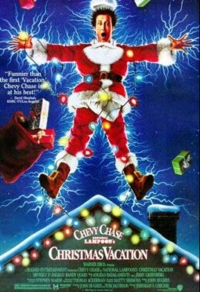 Chevy Chase Christmas Vacation