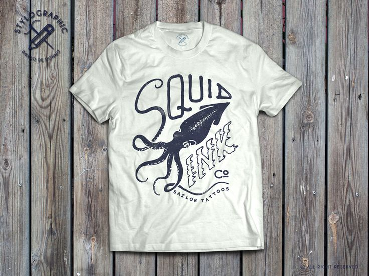 """""""Squid ink"""" Artwork for sale contact: danilodedonno@libero.it www.danilodedonno.com  #typography #type #graphicdesign #graphics #design #designer #inspiration #inspire #illustration #handdrawn #lettering #fashion #calligraphy #tshirt #shirt #tees #drawing #forsale #style #sailors #sailor #vintage #ink #tattoo #typo #logo #lifestyle #illustrator #freelancer"""