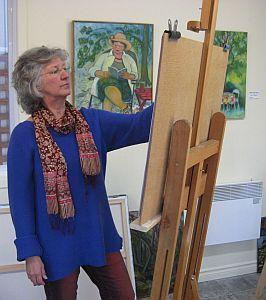 L'exposition de la peintre Lise Gauthier prendra fin le 17 #Muséedelamémoirevivante. http://www.memoirevivante.org/expositions.html …