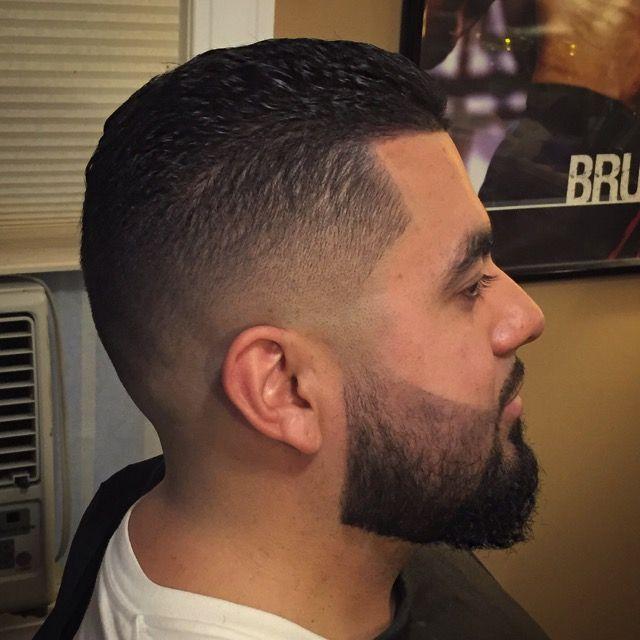 how to cut a high fade haircut