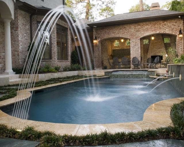 formal pool designs | Texas Pools :: Award Winning Designs