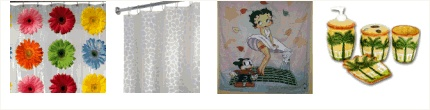 Cool shower curtains and other related items! - TheCoolShowerCurtains.com #Funky_Shower_Curtains #bathroom_decor