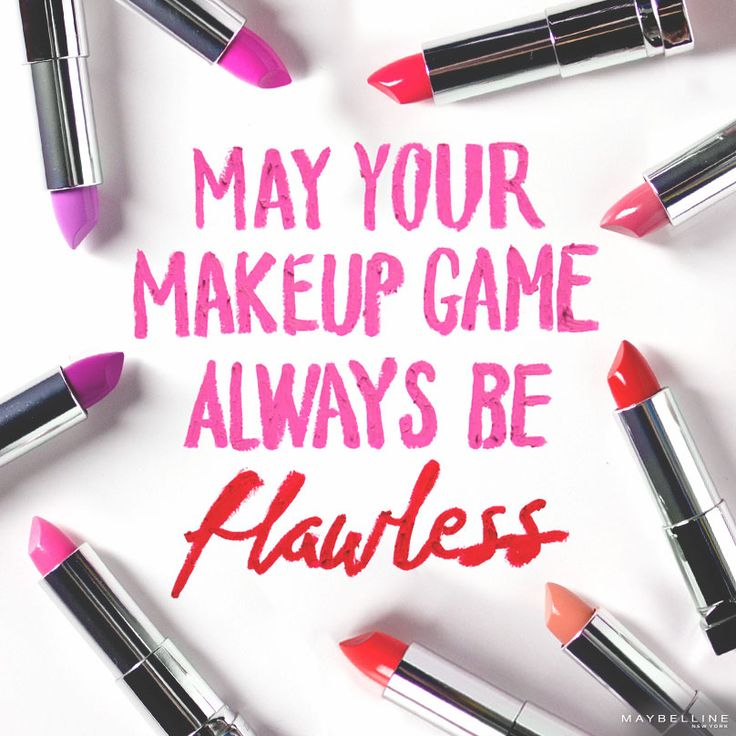 It's 2015, and we're about that life. #WakeUpForMakeup