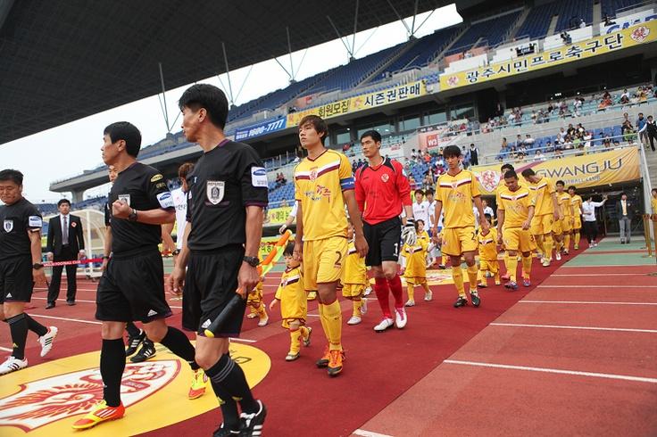 [광주FC] 6월17일 광주FC와 인천유나이티드 경기 0:0 무승부
