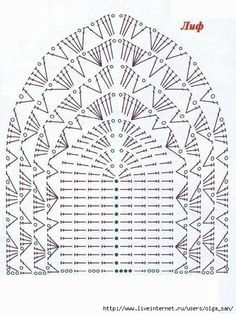 crochet bra or bikini pattern