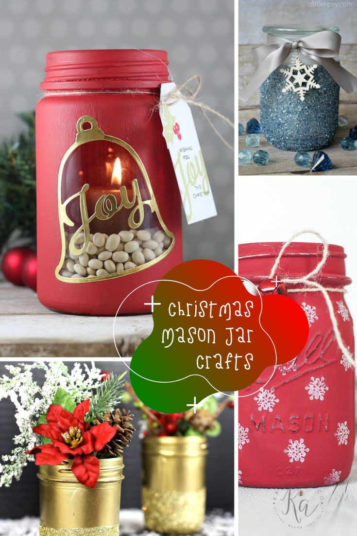 21 Festively Fun Christmas Mason Jar Crafts For The Holidays Mason Jar Christmas Crafts Christmas Mason Jars Diy Jar Crafts