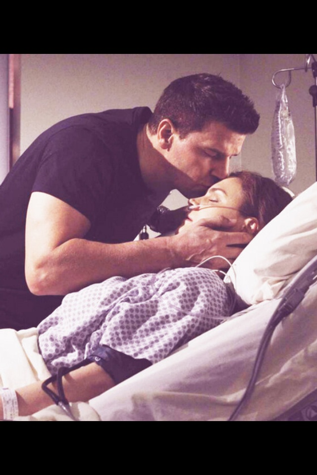 Booth and Bones- ONE OF THE BEST EPISODES YET! AHH! I love them.
