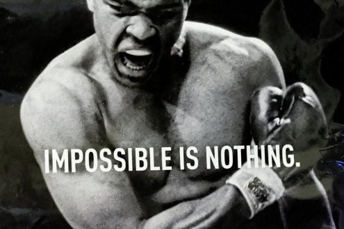 DEPORTIVO: FOTOGRAMAS - MUHAMMAD ALÍ: IMPOSSIBLE IS NOTHING (...