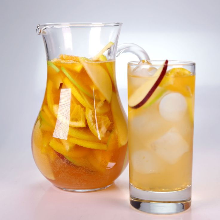the chew | Recipe  | Clinton Kelly's Cider Sangria