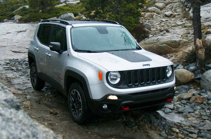 2017 Jeep Renegade overview
