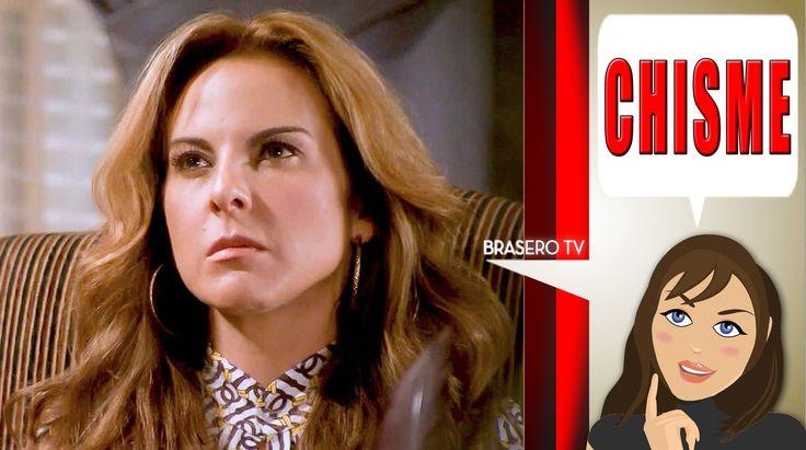 Kate del Castillo rompe el silencio sobre la entrevista a El Chapo | Chisme