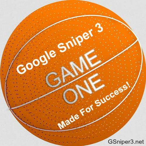 how to use google sniper