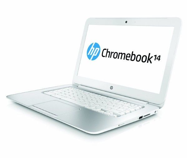 Smart HP Pavilion Chromebook Silver