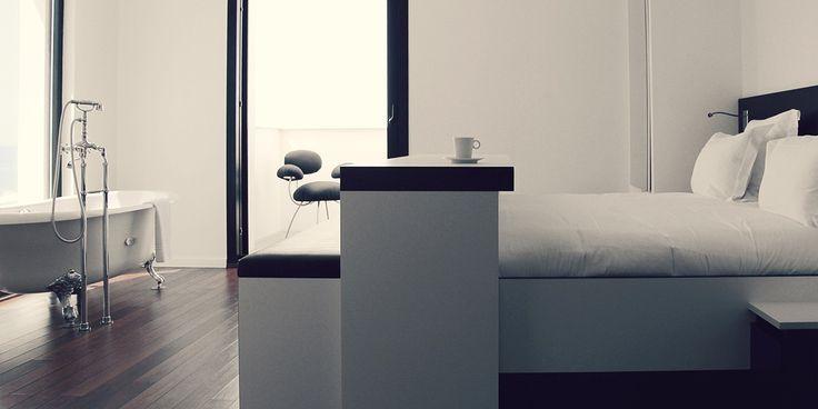 Chambre Premium - Le Grand Hôtel de la Plage - 4 étoiles - Biscarrosse #hotel #plage #grandhotel #4star #biscarrosse #france #design #room #chambre #hotelroom