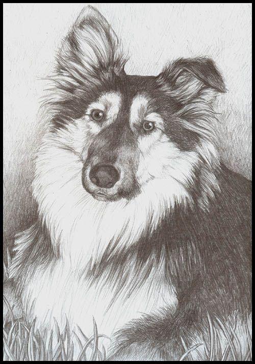 """Marie Lund Hoff  """"Dog"""""""