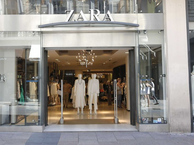 Clothes makers have been stealthily putting tags on Zara clothing in stores as a cry for help