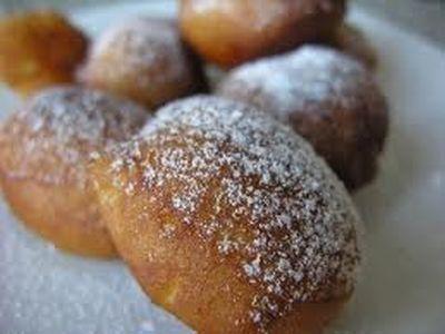 Dessert-Bunuelos de Manzana Recipe (Apple Fritter) | Favorite Recipes ...