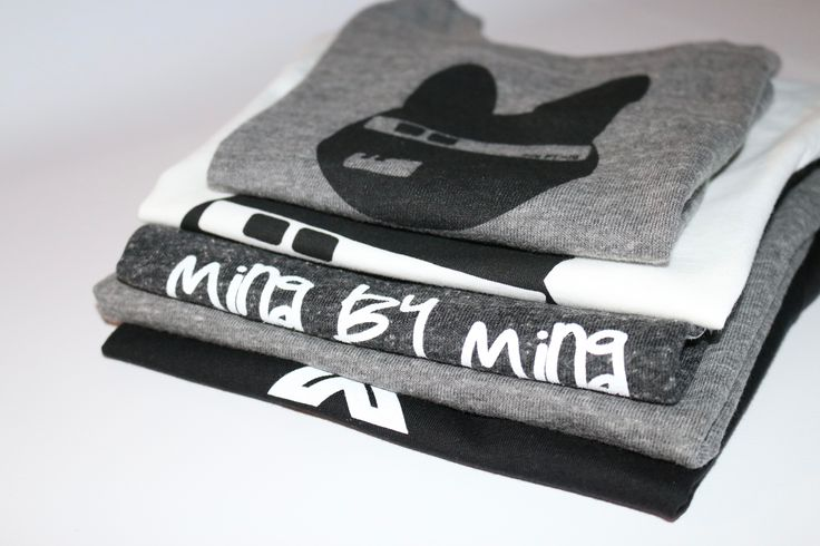 Monochrome Goodness!  These Tees are Eco-Friendly, Organic, Super Soft and Sleek.  Perfect for the modern tot!