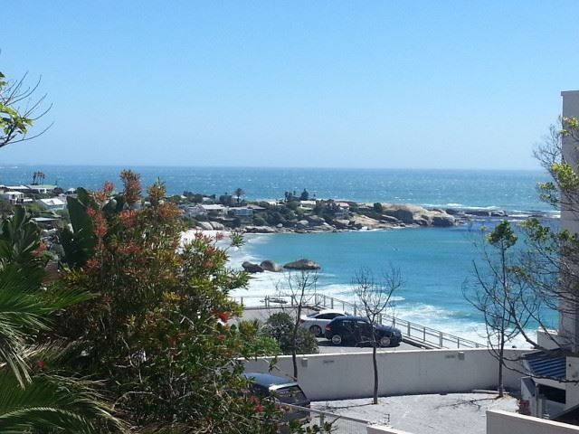"Clifton First Beach - Clifton ""First Beach"" is a beautiful and modern self-catering apartment located in a secure complex, with views of the beach.It consists of a bedroom with a queen-size bed, and a bathroom with a shower. ... #weekendgetaways #clifton #southafrica"