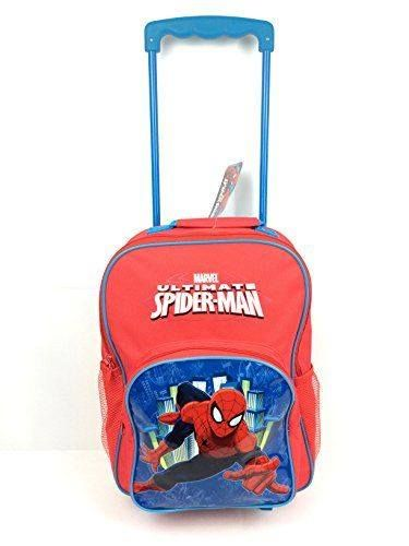 Mochila Spiderman #VueltaAlCole http://www.milideaspararegalar.es/producto/mochila-spiderman/