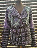 nunofelt jacket by Isse