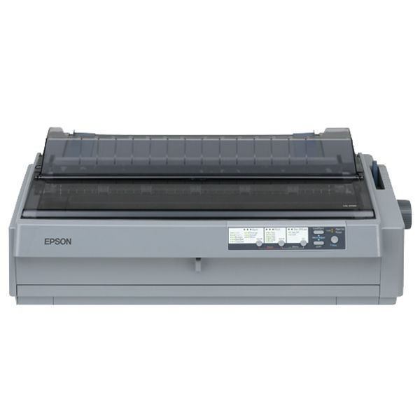 Printer Epson LQ2190 - Printing Method : Impact dot matr - Printing Resolution : 360 x 180 DPI - Connectifity : USB 2.0 Type B, Ethernet interface (100 Bas