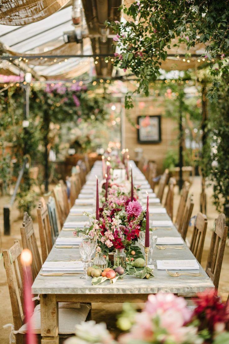 30+ Enchanted garden wedding theme ideas
