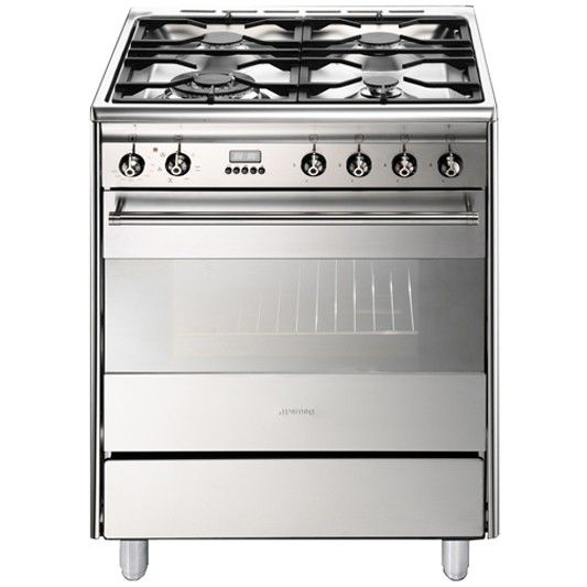 Smeg Fs61x 60cm Freestanding Oven Available To Buy