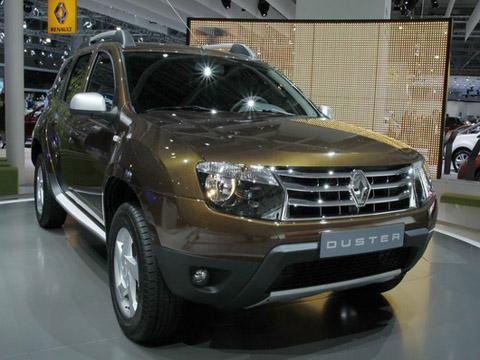 Отзывы о Renault Duster (Рено Дастер)