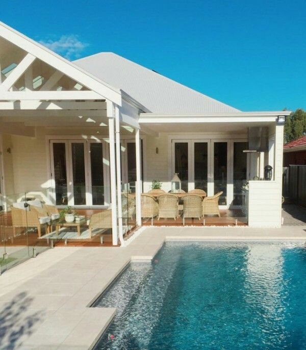 Porcelain pavers from maison design in adelaide the code for Pool and landscape design adelaide