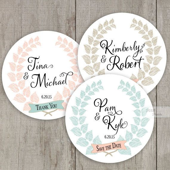 Featured Wedding Favor TheDancingWick  Etsy